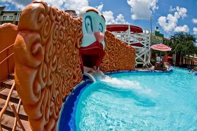 piscina de payasos