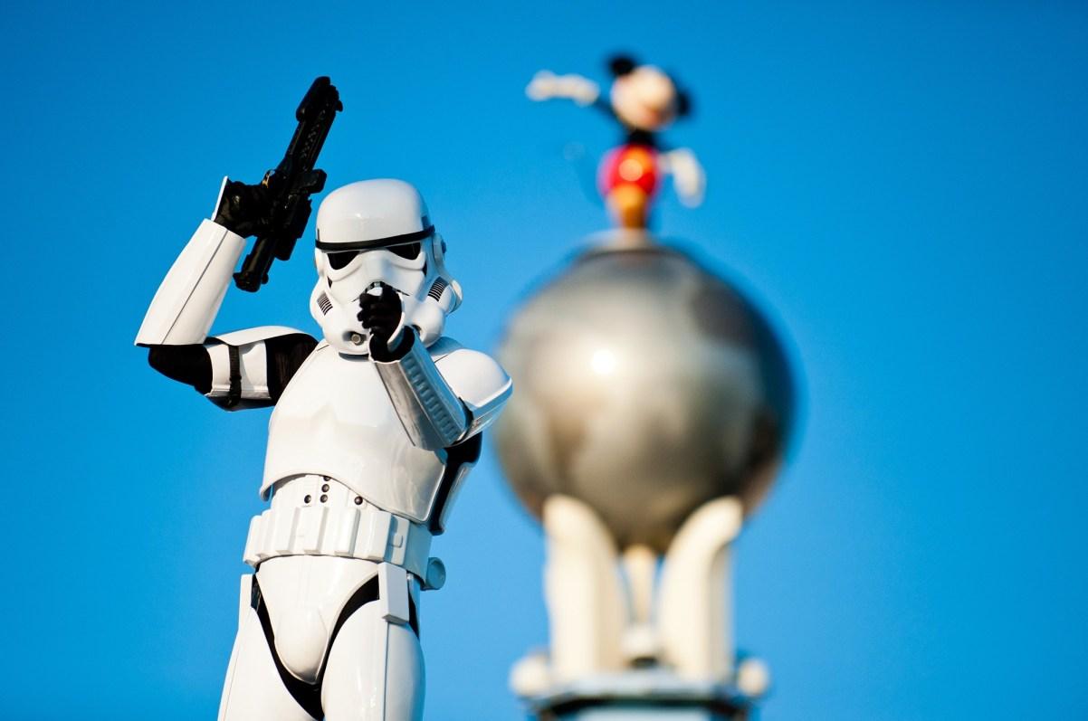 Asaltando los fines de semana de Star Wars 2012