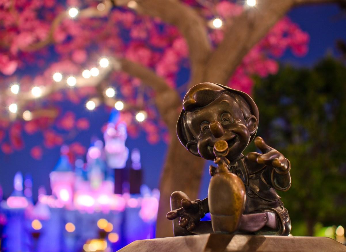Pinocho - Disneyland Hub